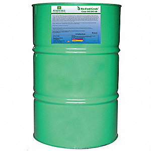 Food Grade Gear Oil, Food Grade Gear Oil, 55 gal. Container Size
