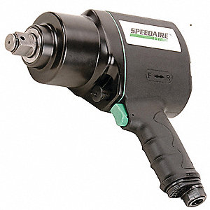 "Industrial Duty Air Impact Wrench, 3/4"" Square Drive Size 200 to 1200 ft.-lb."