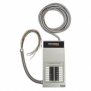 Automatic Transfer Switch,100A,Gray