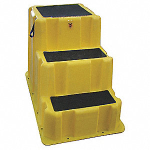 Guard Dog Polyethylene Box Step 28 5 8 Quot Overall Height