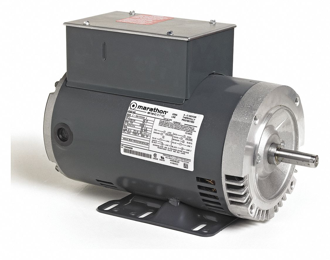 Pressure Washer Motors