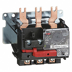 Overload Relay,15 to 45A,Class 10/20,3P