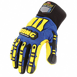 Cold Protection Gloves,Wing Thumb,L,PR