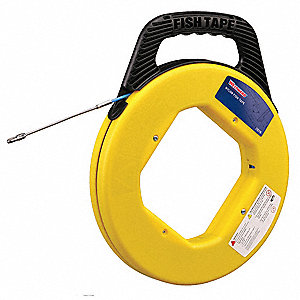 Westward non conductive fish tape 5 32 in x 50 ft 21cj16 for What is fish tape