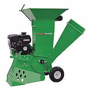 3 INCH CHIPPER/SHREDDER