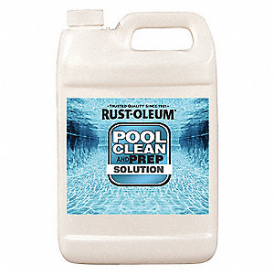 Pool Liquid Clean and Prep Solution, 1 EA
