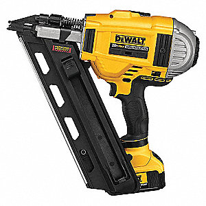 20V MAX LI-ION FRAMING NAILER 4.0AH