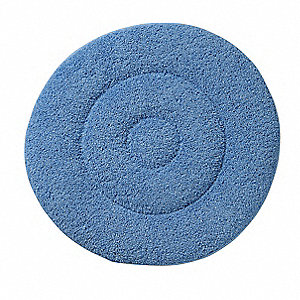 MICROFIBER BLUE BONNET,17 IN, PK 2
