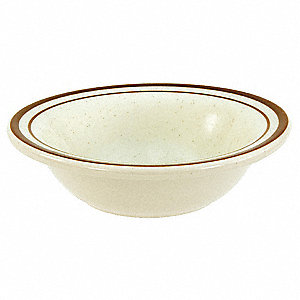 Grapefruit Bowl,Brown,9 oz.,PK36