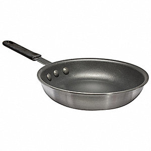 Aluminum Frying Pan w/PTFE Xtra Coating