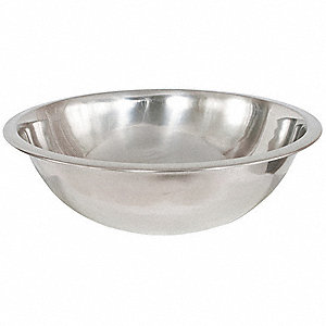 1-1/2 qt. Stainless Steel Mixing Bowl