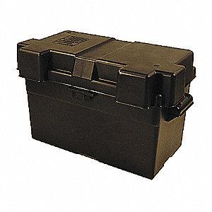 BATTERY BOX BLK GR24, 27, 31, ADJ