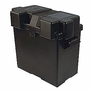 BATTERY BOX 6V GC2 BLACK