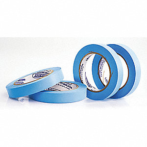 "Label Tape, 40 yd. x 3/4"", Blue, 6.3 mil, Package Quantity 4"
