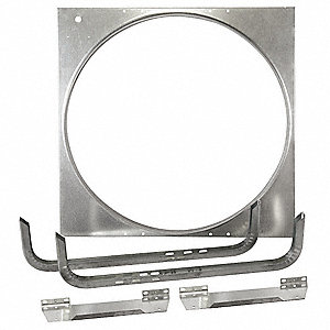 Replacement Fan Panel and Drive Frame