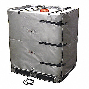 IBC Heater,2880W,12A AC,240V,0.2W/sq in