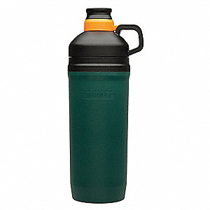 32 oz. Green Insulated Bottle
