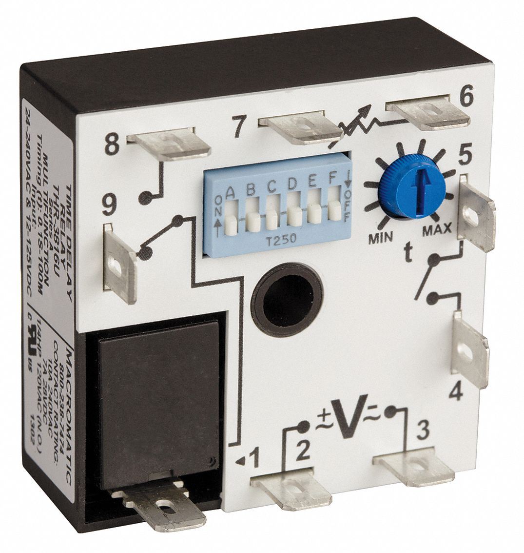 Solid State Time-delay Relays
