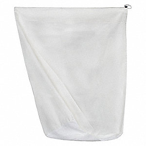 Hamper Bag,Tan,30 gal.,40 In.,Cotton