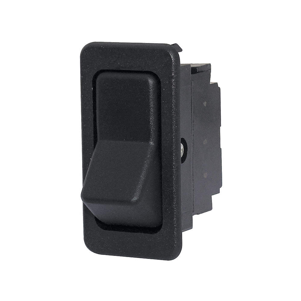 EATON Rocker Switch, Contact Form: DPST, Number of Connections: 4 ...