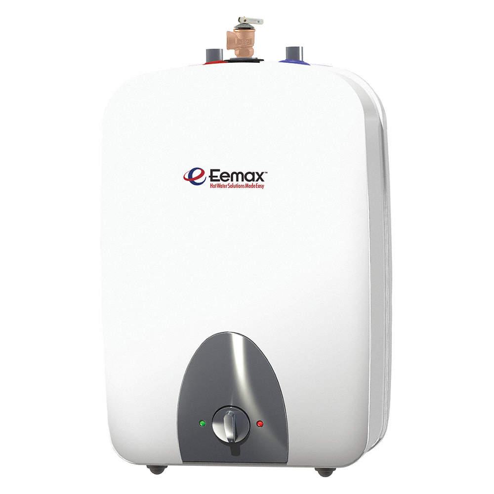 EEMAX Mini Tank Water Heater,Electric,120V - 21EW70|EMT6 - Grainger