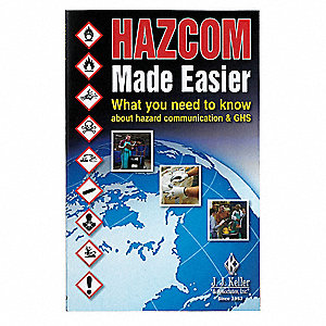 Training DVD,Hazcom GHS,English