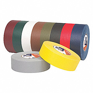 Gaffers Tape,50m x 48mm,Green,PK24