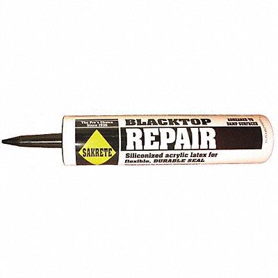 21HC48 - Blacktop Repair Tube 10.3 oz. Black
