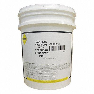 21HC54 - High Strength Concrete Mix 5000 psi