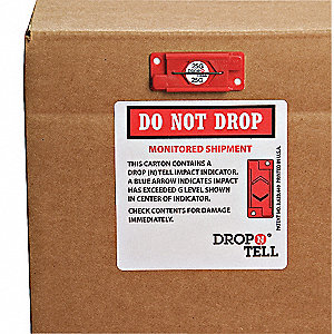 DROP INDICATOR GFORCE 100 100/CASE