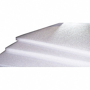 FOAM SHEET 2INX48INX108IN 1.7LB WHT