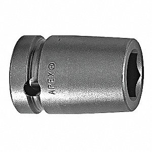IMPACT SOCKET, 1/2IN DR, 9/16IN 6PT