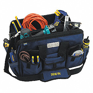 18IN DOUBLE SIDED TOOL BAG
