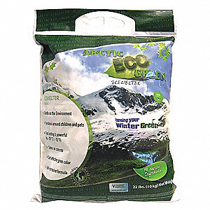 ARCTIC ECO GREEN ICEMLTER 22LB BAG