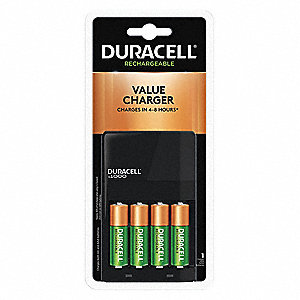 Battery Charger,120VAC,NiMH