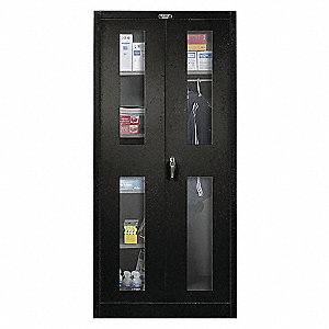 COMBO CABINET ASSEMBLED SAFEVIEW