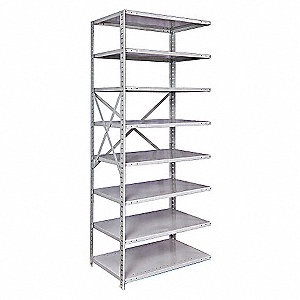 ANTIMICROB OPEN SHELVING ADD-ON