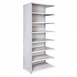ANTIMICROB CLOSED SHELVING ADD-ON