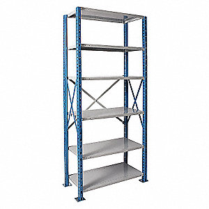 HIGHCAPACITY OPEN SHELVING STARTER