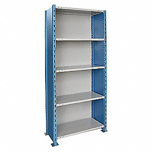 HIGHCAPACITY CLOSD SHELVING STARTER