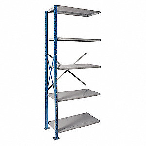 HIGHCAPACITY OPEN SHELVING ADD-ON
