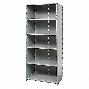 FREE STANDING CLOSED SHELVING