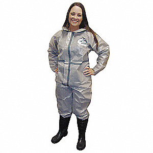 STANDARD COVERALL TAPED SEAMS 3XL