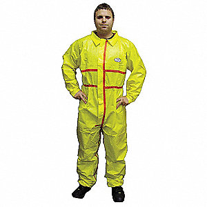 COVERALL OPEN ANKLE SRGD SEAMS 3XL
