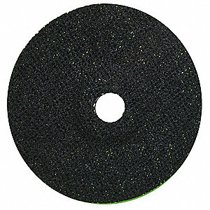 Fiber Disc,Dia. 4.5 In,Grit 36,7/8 In