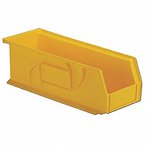 PART BIN,5HX5-1/2WX14-3/4D,YELLOW