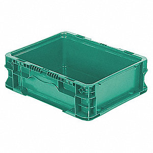 Distribution Container,12 In. L,15 In. W