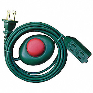 Extension CordCord Set,3 Outlet