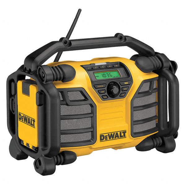 Dewalt jobsite charger radio 12 0 and 20 0 voltage bare for General motors extended warranty plans