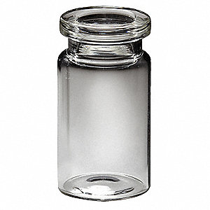 Type I Borosilicate Glass Sample Vial, 2.7 dram 800PK